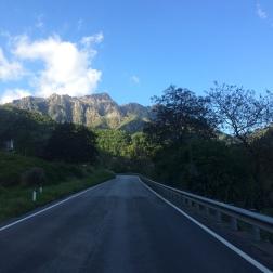 Road to Lake Garda