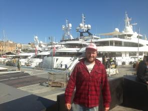 Tris at the Marina