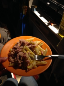 Tuna&sweetcorn pasta