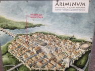 Map of Rimini