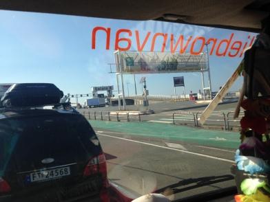 Calais - Dover