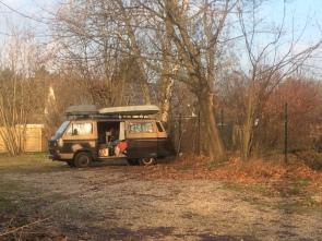 Camp spot!